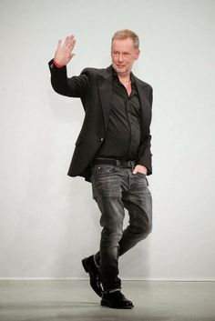 Más vestidos para ti: John Galliano Paris Fashion Week Otoño Invierno 20...