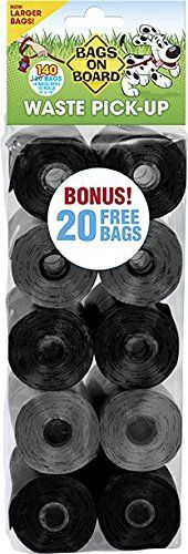 Bags on Board Waste PickUp Refill Bags  Neutral  140 ct -- Check out this great product.