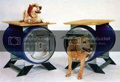 UKC Forums - plastic barrel dog house pics Barrel Dog House, House Pics, Home Pictures, Plastic, Dogs, Pet Dogs, Doggies, Dog