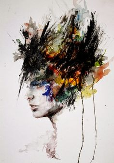 Fine Art and You: 50 Awesome and Mind blowing Watercolor Paintings For Your Inspiration!