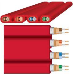 el cable cat 8 es plano y alcanza 40 gbps httpccnabolivia