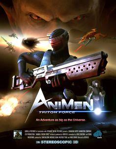 AniMen: Triton Force 2010
