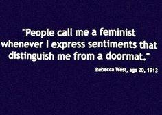 Rebecca West Age 20 1913
