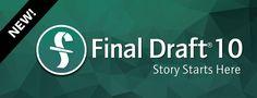 Official Final Draft | #1-Selling Screenwriting Software |Final Draft