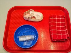 Life Skills | Early Childhood Learning Washing shoe and drying it