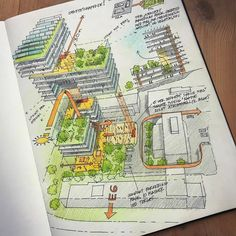 Conceptual Architecture, Bullet Journal, Drawings, Sketch, Ideas, Sketch Drawing, Concept Architecture, Sketches, Sketches
