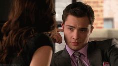 That time he was Chuck Bass for six, sweet seasons on Gossip Girl. | 21 Times Ed Westwick Proved He Was The Sexiest Brit Ever