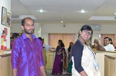 Diwali Celebrations at Vee Technologies 2015.