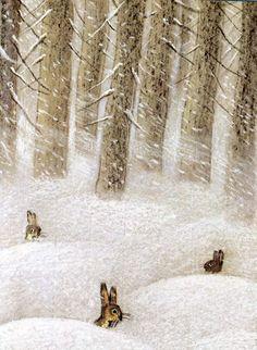 rabbitskittensandlambs:    Józef Wilkon, The Story of the Kind Wolf, 1982.