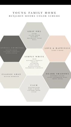 Soft neutral grays with blush accents paint is a be&; Soft neutral grays with blush accents paint is a be&; Natalie Ries natries Home updates Soft neutral grays with blush […] living room brown couch Farmhouse Paint Colors, Paint Colors For Home, Living Room Paint Colors, Office Paint Colors, Light Grey Paint Colors, Basement Paint Colors, Best Greige Paint Color, Basement Color Schemes, Fixer Upper Paint Colors