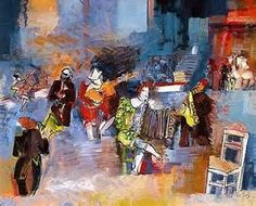 Jean Dufy Fantasie Musicale. | Art & Photography | Pinterest