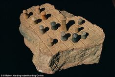 A board game discovered from the Indus Valley Civilisation.Along with Ancient Egypt and Mesopotamia, it was one of three early civilisations of the Old World