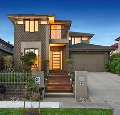 modern house modern living house architecture house exterior design contemporary mid - Design House Exterior