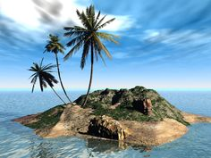 3D Sea wallpapers for Desktop