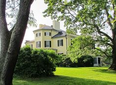 7.1.14: Big Old Houses: A Virginia Plantation   New York Social Diary