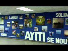 Port au Prince Haiti - Inside Toussaint L'Ouverture Aeroport - Oct 2014 ...