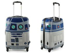 R2D2 Trolley suitcase