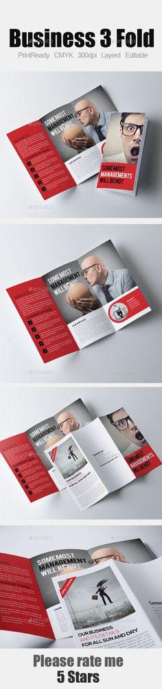 Tri Fold Business Brochure #design Download: http://graphicriver.net/item/tri-fold-business-brochure/12318743?ref=ksiokshttp://graphicriver.net/item/tri-fold-business-brochure/12318743?ref=ksioks
