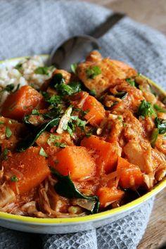 Heart Healthy Recipes, Delicious Vegan Recipes, Vegetable Recipes, Beef Recipes, Vegetarian Recipes, Jackfruit Curry, Jackfruit Recipes, Vegetarian Food