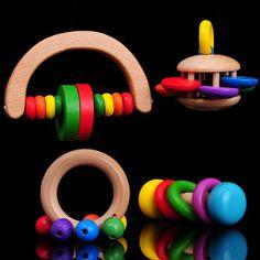 Envío libre del bebé Bell sonajeros y móviles juguete cuatro sets hecho a  mano campana campanilla 5b0388e27ff7c