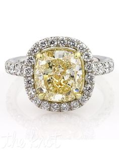 Mark Broumand Engagement Ring