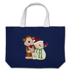 Christmas Friends Coffee tote bag