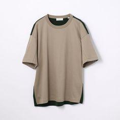 アルティマポンチ クルーネックカットソー(63116211212) | Tシャツ・カットソー | ウエア | メンズ | TOMORROWLAND MEN | トゥモローランド 公式通販