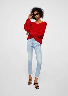 Straight cropped Jandri jeans