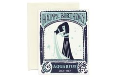 Zodiac Birthday Playing cards – Moorea Seal