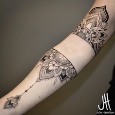 Mandala Sleeve Tattoo - 30 Intricate Mandala Tattoo Designs <3 <3