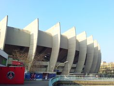 - Parc des Princes, home of the 2013 French champion!