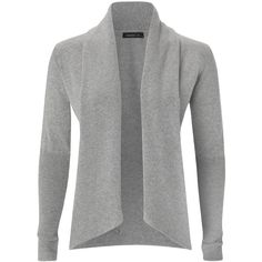 Modstrom Cardigan Joanna ($71) ❤ liked on Polyvore featuring tops, cardigans, sweaters, casaco, outerwear, long cotton tops, long cardigan, wrap top, wrap cardigan and long tops