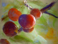Michel, Pastels, Painting, Beauty, Art, Sweet Treats, Spring, Art Background, Painting Art