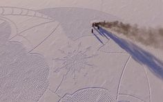 Drawings in the #Snow : masterok