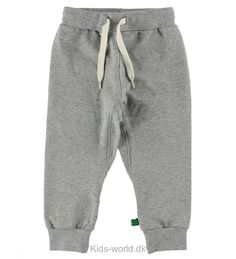 Freds World Sweatpants - Gråmeleret, str. 86