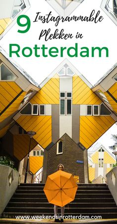 9 Instagrammable plekken in Rotterdam, fotogenieke plekken in Rotterdam, dingen om te doen in Rotterdam, Rotterdam, Nederland, hotspots Rotterdam, coole plekken in Rotterdam, inspiratie Rotterdam, #WeekendsinRotterdam, #RoseRouge, #RotterdamNoord, Drankjes in Rotterdam, barren in Rotterdam, beste plekken in Rotterdam, must do in Rotterdam,  Rotterdam, museum in Rotterdam, Cafe Rose Rouge, Kubuswoningen, Cube houses, Boijmans van Beuningen, Lilith Coffee, Foo Concepts, #breakfastrotterdam