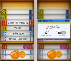 UI Design: Mixtape Music App