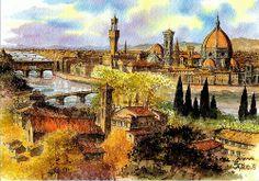 Mauro e i Post: Firenze