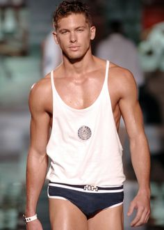 Adam Senn for D, I might need to work out some more for next summer ;-))