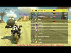 Mario Kart 8 Black Cynder Recing Part #4 Überschungen (Fun-Racing//Ninte...