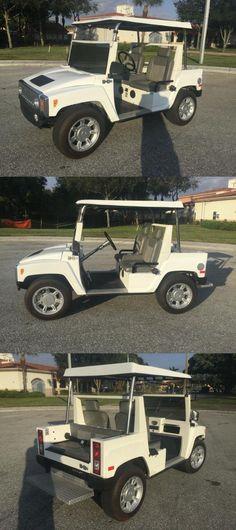 Golf Carts For Sale, Hummer