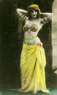 Joy of Belly Dancing.
