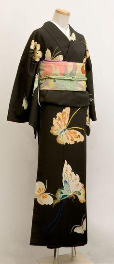 着物 #207991 アンティーク着物・中古着物のICHIROYA