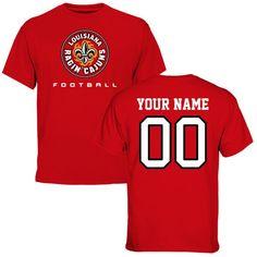 ef50ca74419 Charles Tillman Louisiana-Lafayette Ragin Cajuns Football Jersey -  Vermillion | Ragin cajun football, Charles tillman and Football jerseys