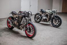 Son of Time: Ironwood's Yamaha XSR700 Cafe Racer | Bike EXIF