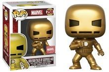 Marvel Iron Man (Tales of Suspense Vinyl Bobble-Head Exclusive Corps w/ Pop Protector from Partytoyz Inc. Share and compare all Toys. Legos, Iron Man Pop, Funko Pop Dolls, Funko Pop Avengers, Tales Of Suspense, Marvel Collector Corps, Funk Pop, Nami One Piece, Disney Pop