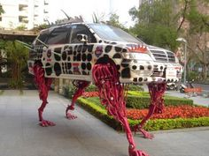 The most unusual cars ever built