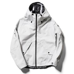 """NF 805 : """"ECWCS"""" 3 Layer Parka"""