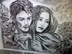 my pencil sketch - Sketching by Divya Paudel in Divya  at touchtalent