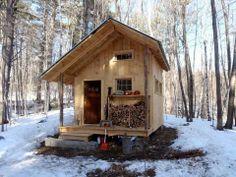The Fernstone Cabin....
